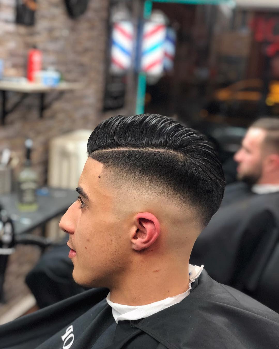 Nice And Clean Work By Msterdemir For More Mens Hair Visit Lianos Urban Cutz Guyshai Hair Types Men Short Hair Haircuts Mens Haircuts Fade