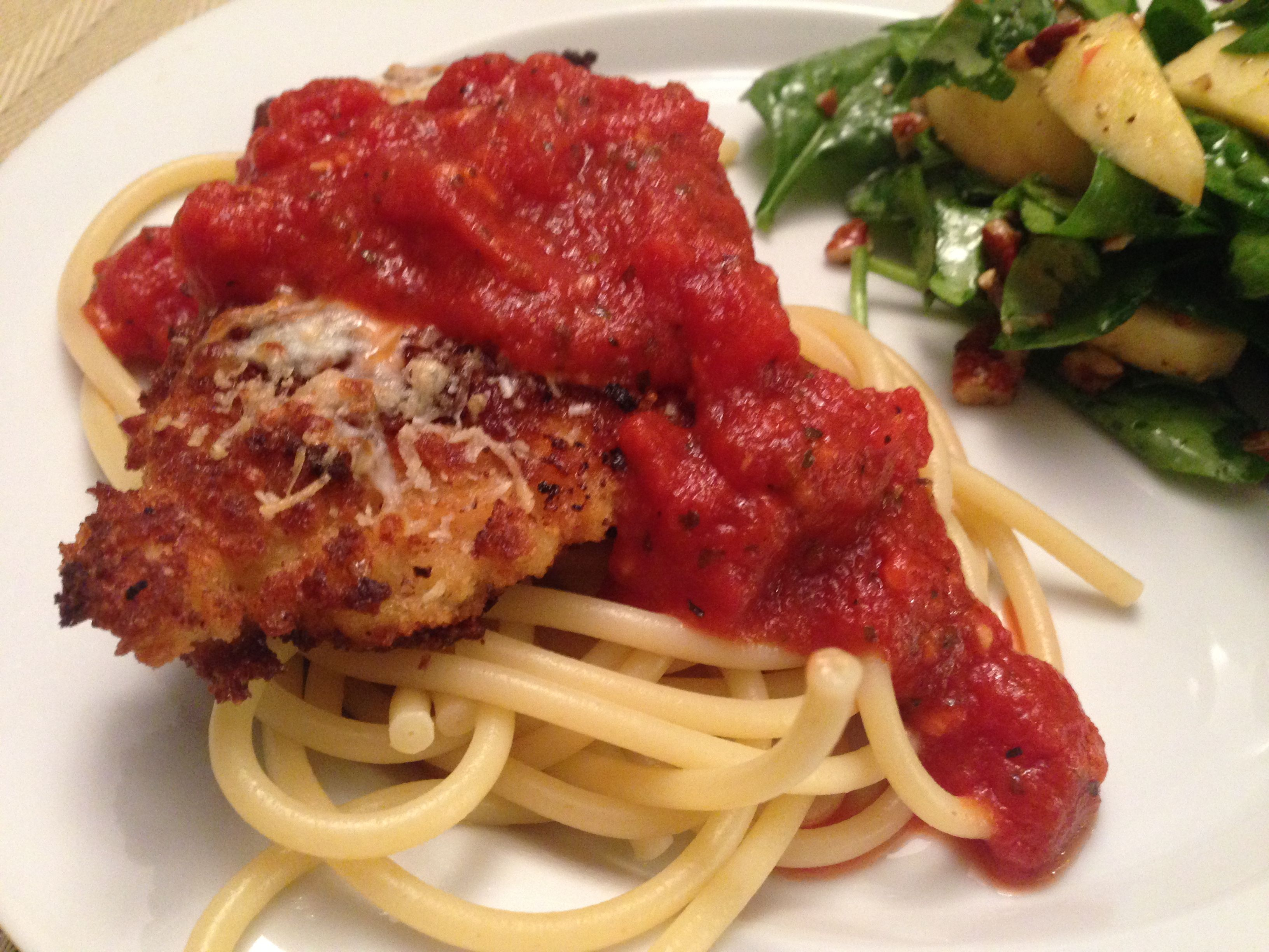 Cook's Illustrated: Chicken Parmesan
