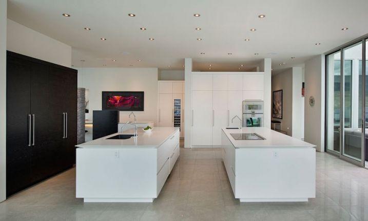 Maison ultra moderne de 1000 mètres carrés