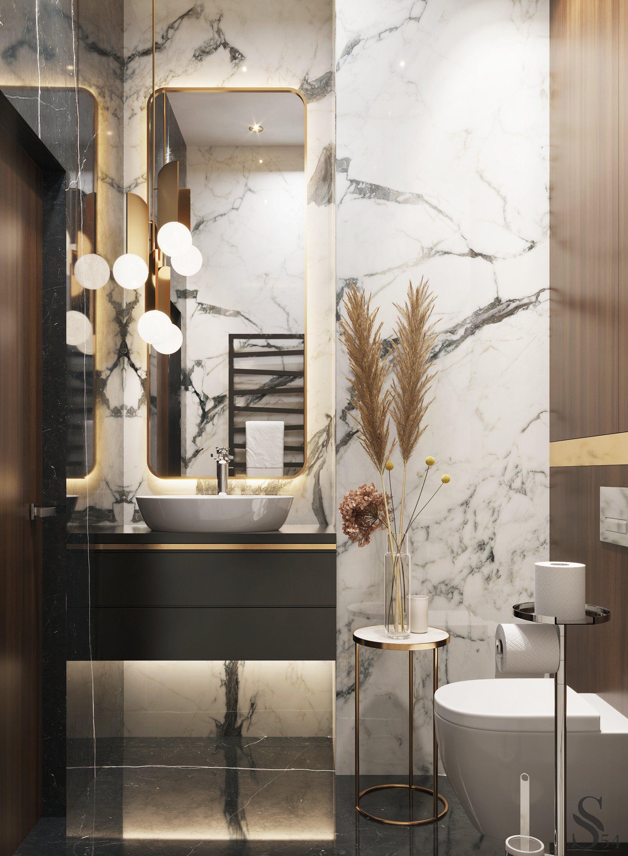 Apartment In Saint Petersburg In 2020 Bathroom Decor Luxury Modern Luxury Bathroom Washroom Design