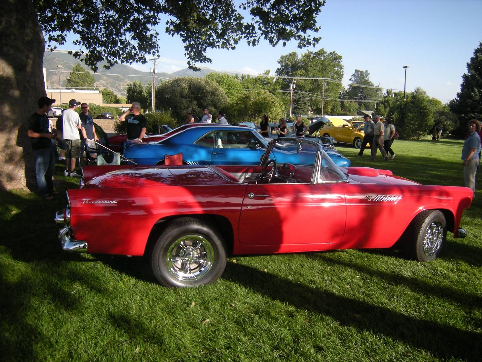 Cold Cones, Cool Cars. Kaysville. Sept 4th