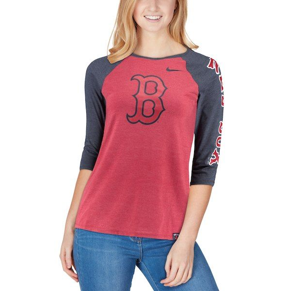 d0c09a4b2 Women s Majestic Navy Boston Red Sox 2018 World Series Champions ...