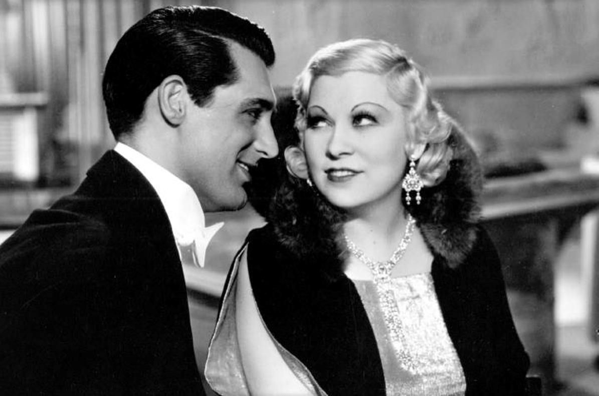 Cary Grant and Mae West, No Angel, 1933