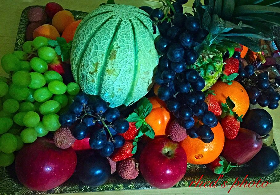 """Filipino tradition """"Twelve Fruits"""" (With images) Fruits"""