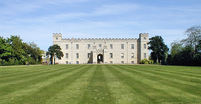Syon House London Where Catherine Howard Was Imprisoned Before Being Taken To The Tower Of
