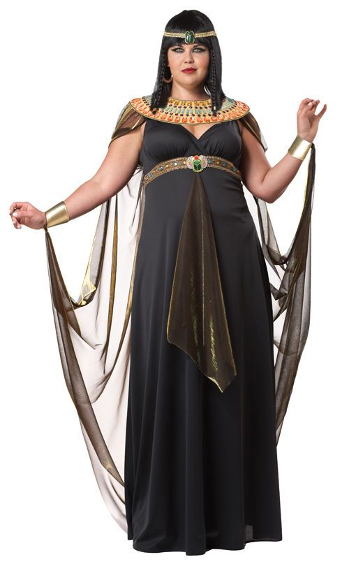 Queen Of The Nile Cleopatra Egyptian Adult Plus Size Costume