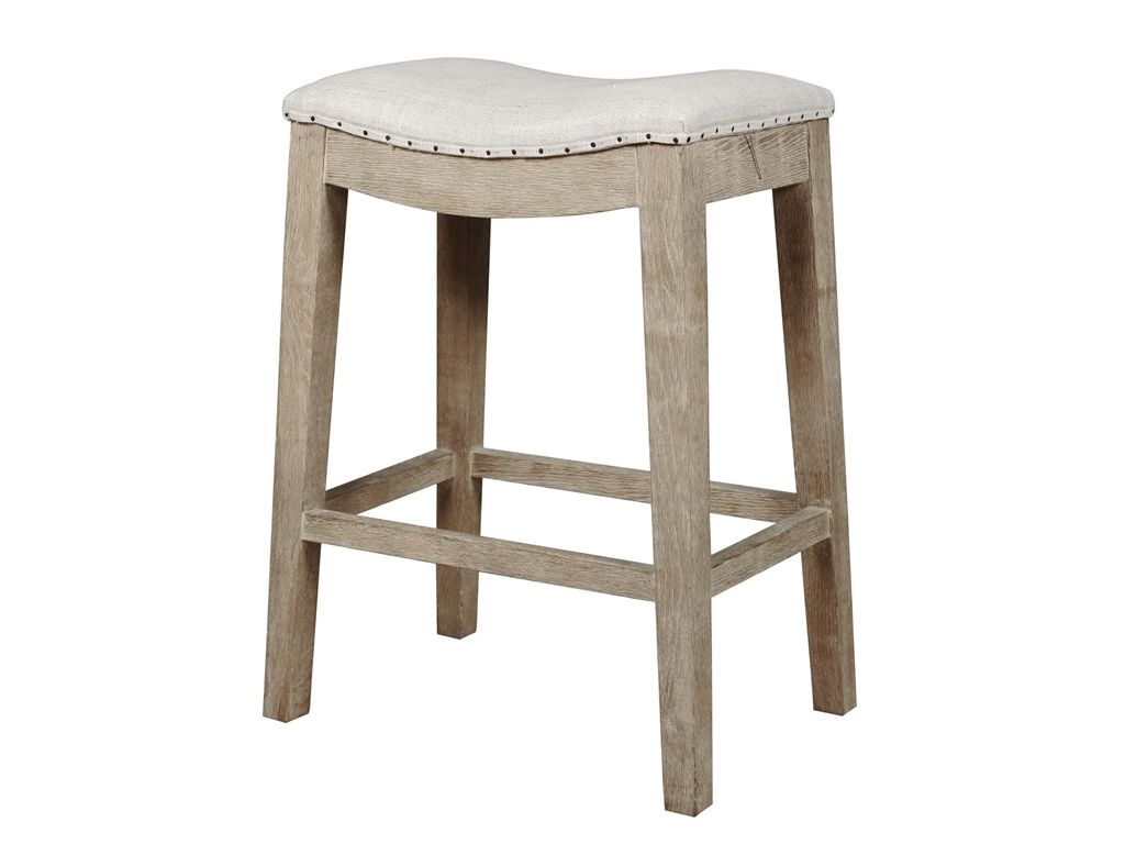 Orient Express Furniture Dining Room Harper Counter Stool 6415-CSUP ...