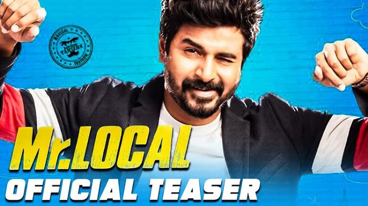 Mr.Local Movie Official Teaser