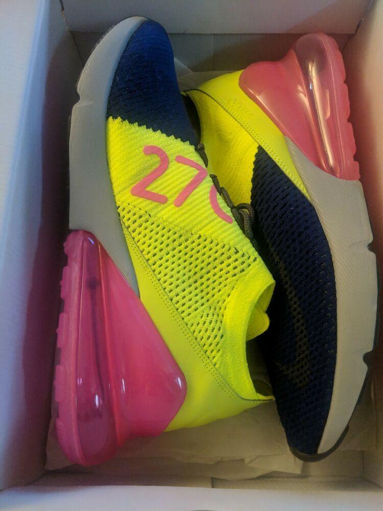 Nike Air Max 270 Flyknit (AO1023 501)