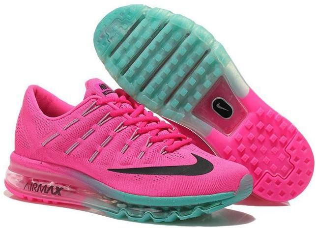 8c8a2039bd Nike Air Max 2016 Womens Grass Green Pink Black | Air Max 2016 ...