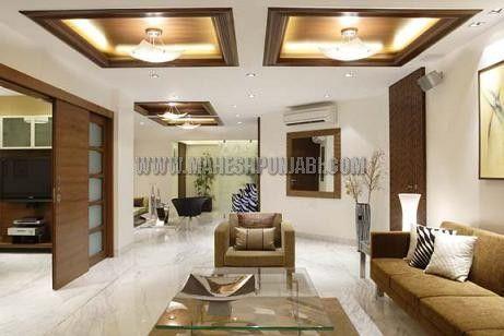 Living Room Designs By Mahesh Punjabi Associates Image 4