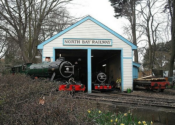 North Bay Railway