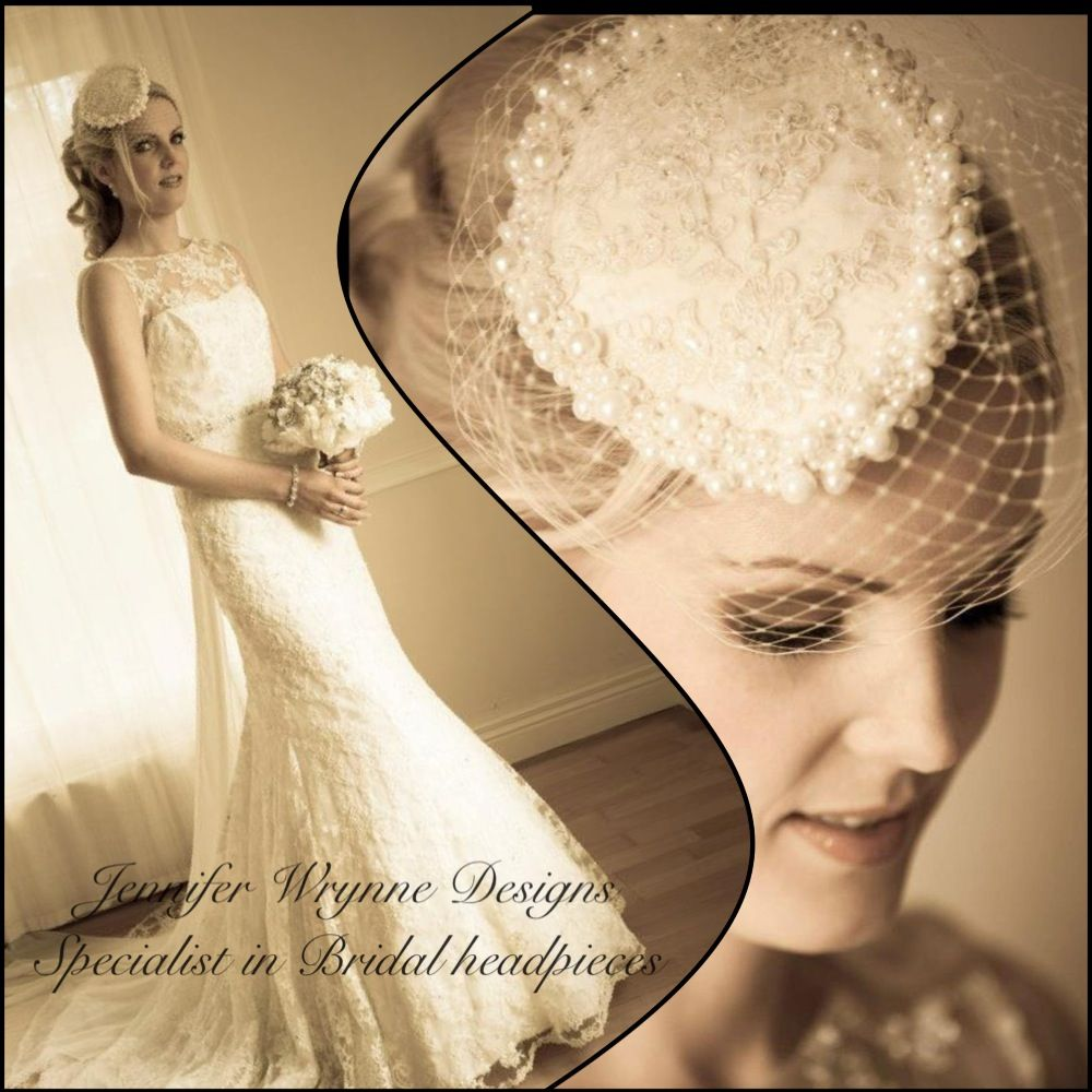 Headpieces For Weddings Dublin: Pin By Jennifer Wrynne On Bridal Head-Piece Inspiration