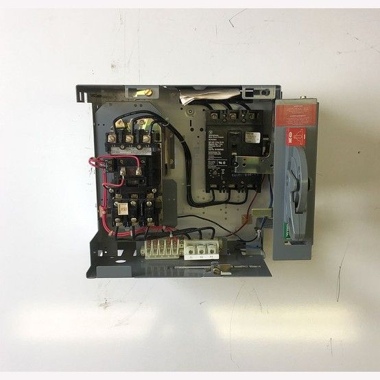 480 X2f 600 Vac 3 Phase 12 Quot Height Breaker Door Included 1 Space Size 1 2 Allen Bradley 509 Series St Breakers Electrical Components Electrical Equipment