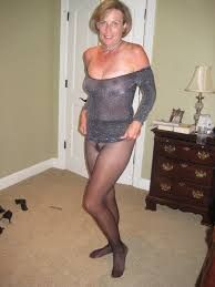 Bridget clifford mature pantyhose