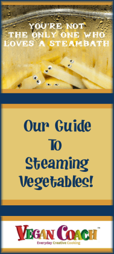 Ready to learn how to steam vegetables? Should you use an electric steamer or an insert that sits in a pot? We'll help you decide and teach you both...