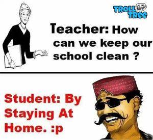 Funny Teacher Students Jokes & #Pictures | Mast ...