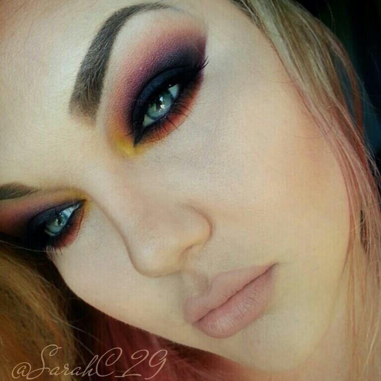 Sarah Chambers eyeshadow.