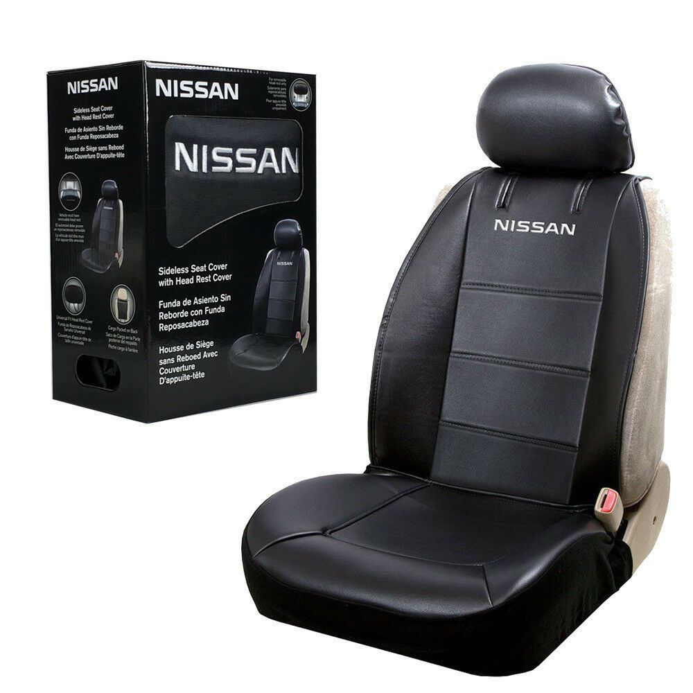 Brand New Elite Style Car Truck Synthetic Leather Sideless Seat Cover for Nissan