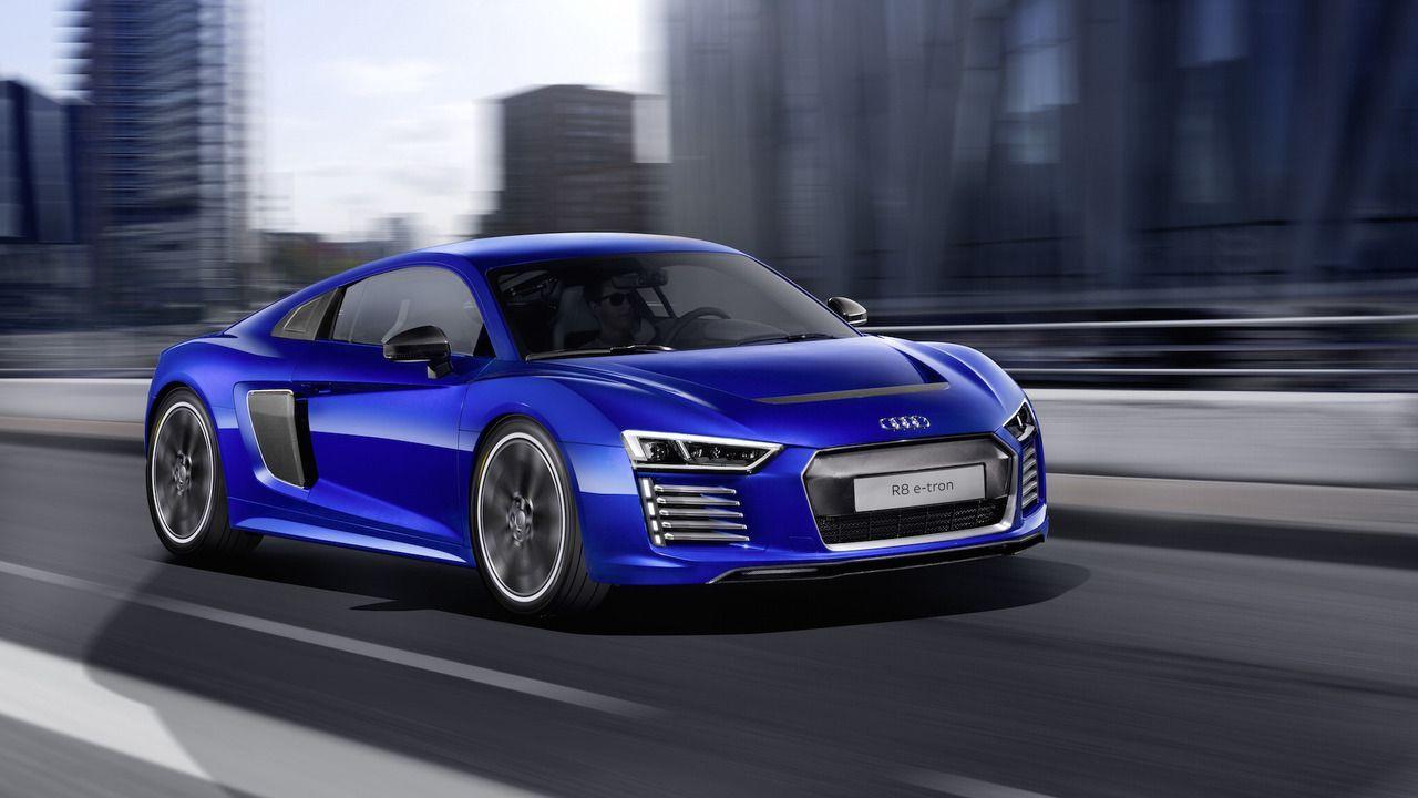 2020 Audi R8 E Tron Picture Audi Audi R8 Audi Cars