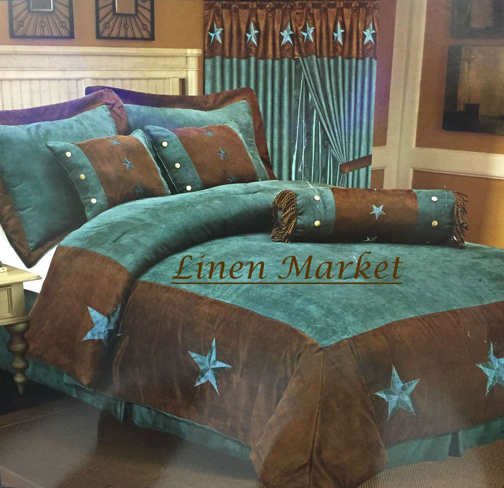 US $138.99 New with tags in Home & Garden, Bedding, Comforters ... : western quilt bedding sets - Adamdwight.com