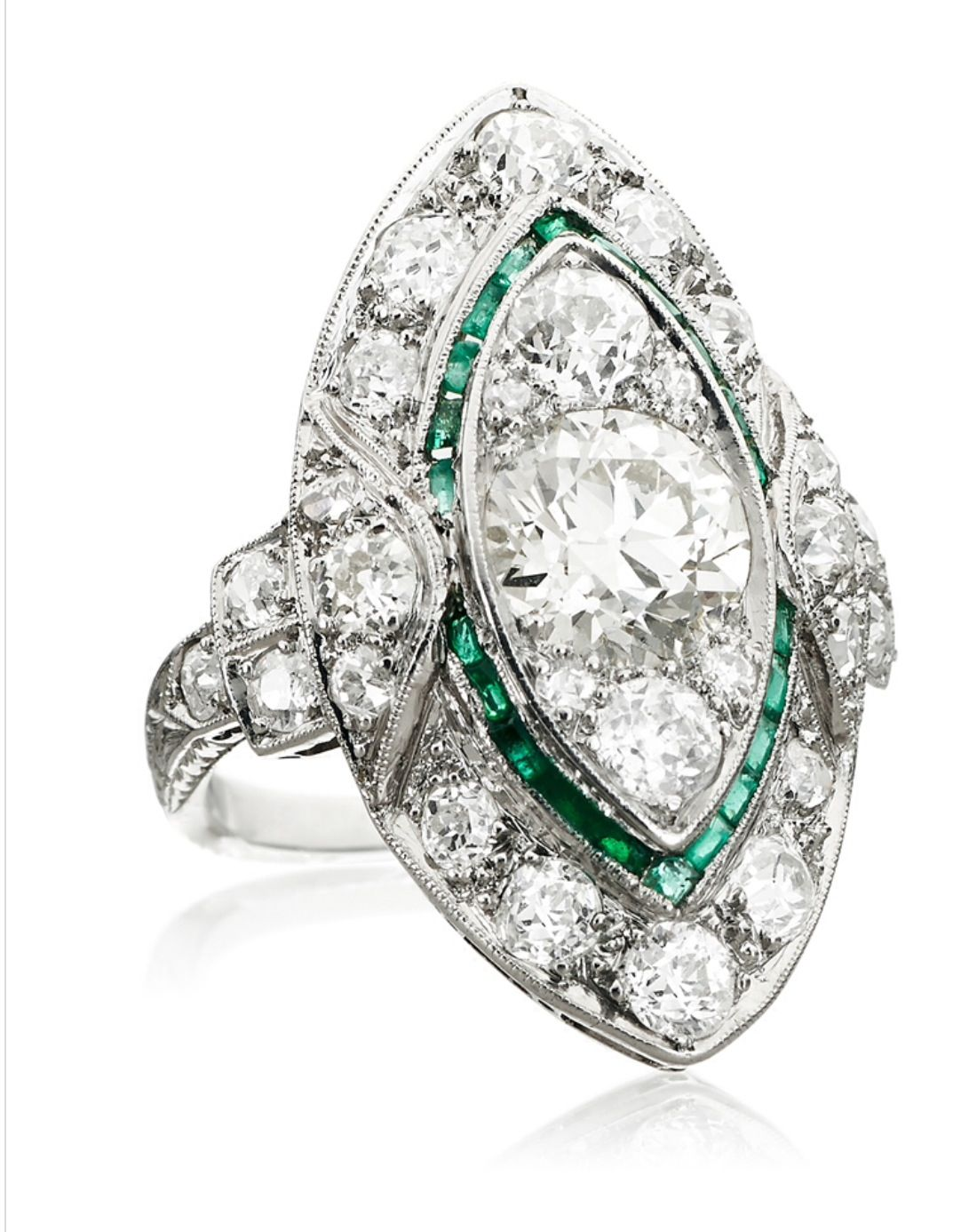 Unique and unbelievably gorgeous #estate #jewelry