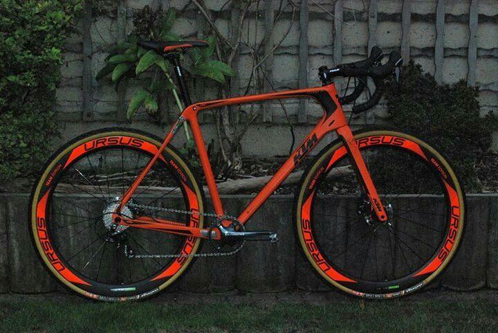 fcf0cd991a3 KTM Revelator Sky Orange 22S Ultegra CD | KTM Revelator Sky Di2