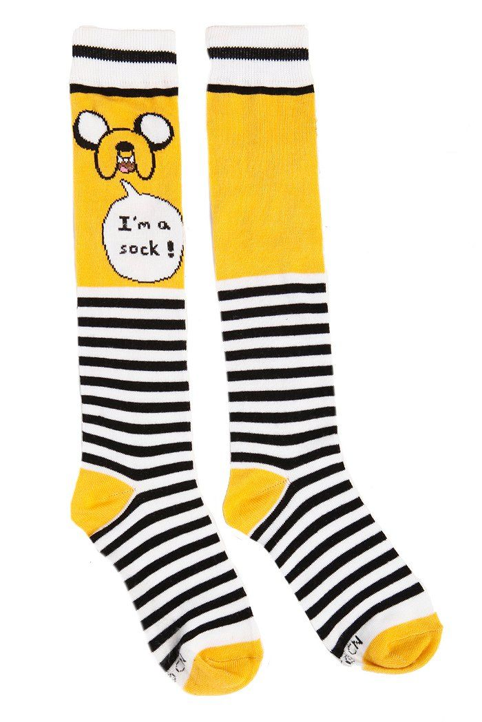 Love me some Adventure Time clothes. - Adventure Time Mix And Match Toe Socks. I Don't Really Care For