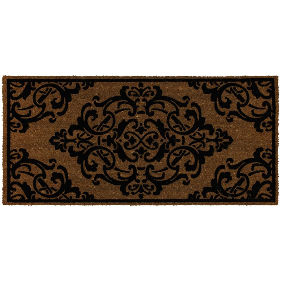 Shop Mohawk Home 45 In X 22 In Multicolor Rectangle Door Mat At Lowes Com Door Mat Mohawk Home Lowes Home Improvements