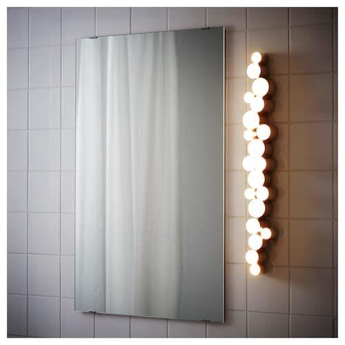 Bild 3 Von 5 Mit Bildern Spiegel Mit Beleuchtung Wandleuchte Led