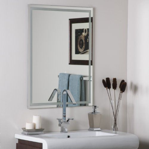 marvelous decor wonderland amelia modern bathroom mirror | Pin by Sue Ferson on Ferson Navarre Bathroom remodel ...