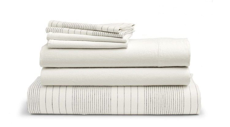 Brooklinen Limited-Edition Linen Collection: Light Airy Luxurious and Ultra-Breathable