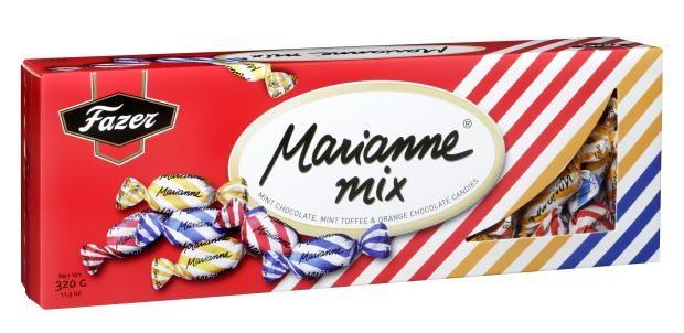 Marianne mix 320g makeissekoitus