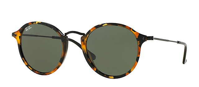 55afdebf398fb Ray-Ban RB2447 1157 49-21 ROUND FLECK Tortoise sunglasses   Official Online  Store US