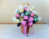 Premium Chocolate Candy Bouquet