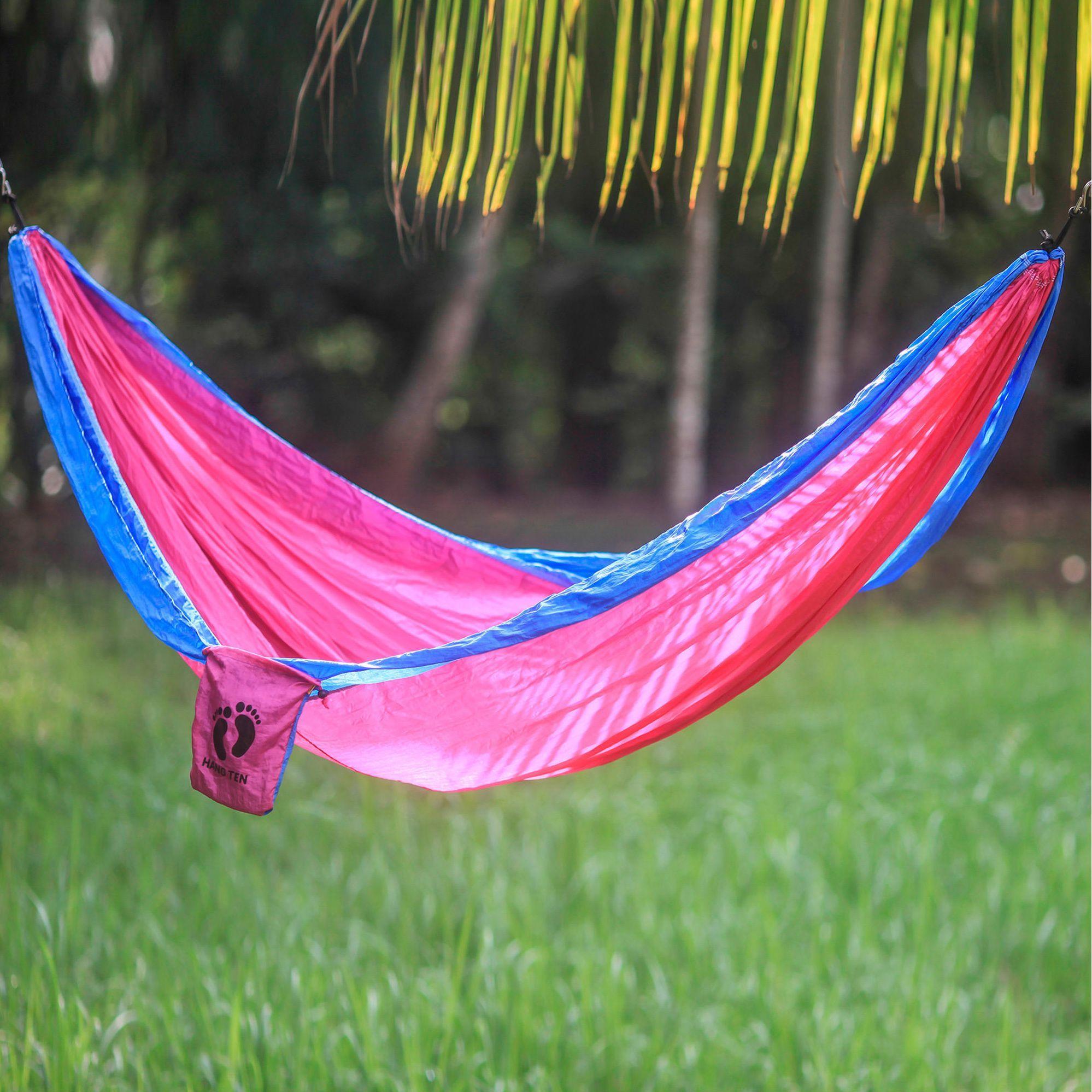 Novica handmade hang ten parachute uparty for hang tenu hammock