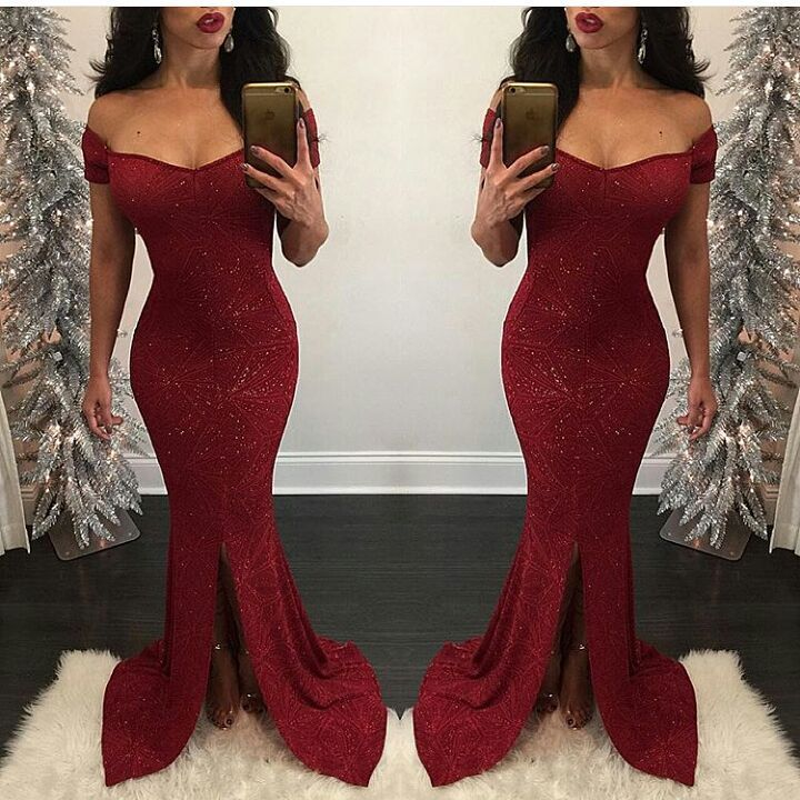 66 Extraordinary Christmas Party Outfits To Look Prettier Than Ever ...