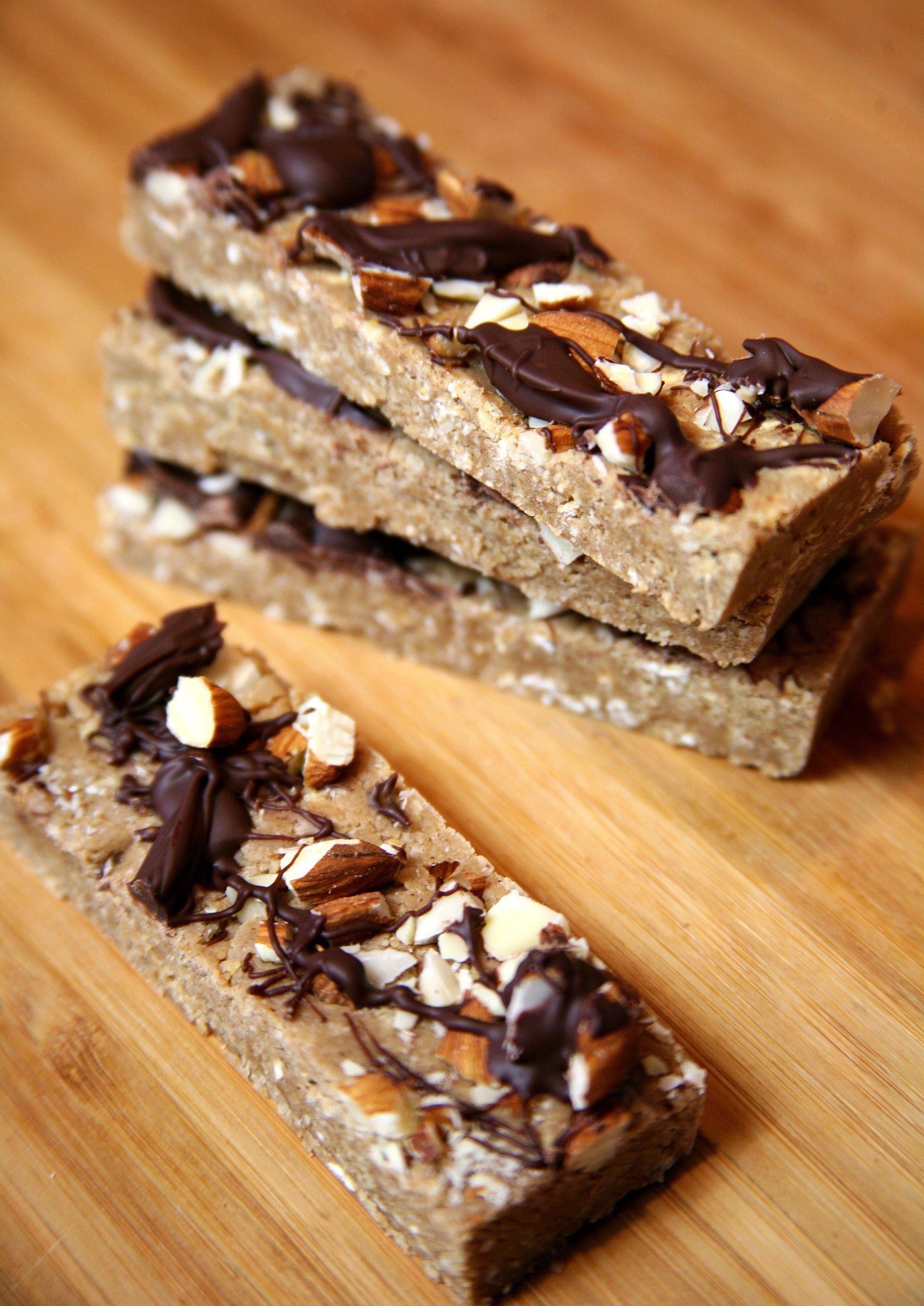 Instead Of Candy Bars Vegan Protein Bars Food Food Processor Recipes