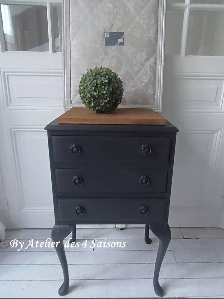 Par wwwatelierdes4saisons Un #meuble qui nous offre moult - meuble de rangement avec tiroir
