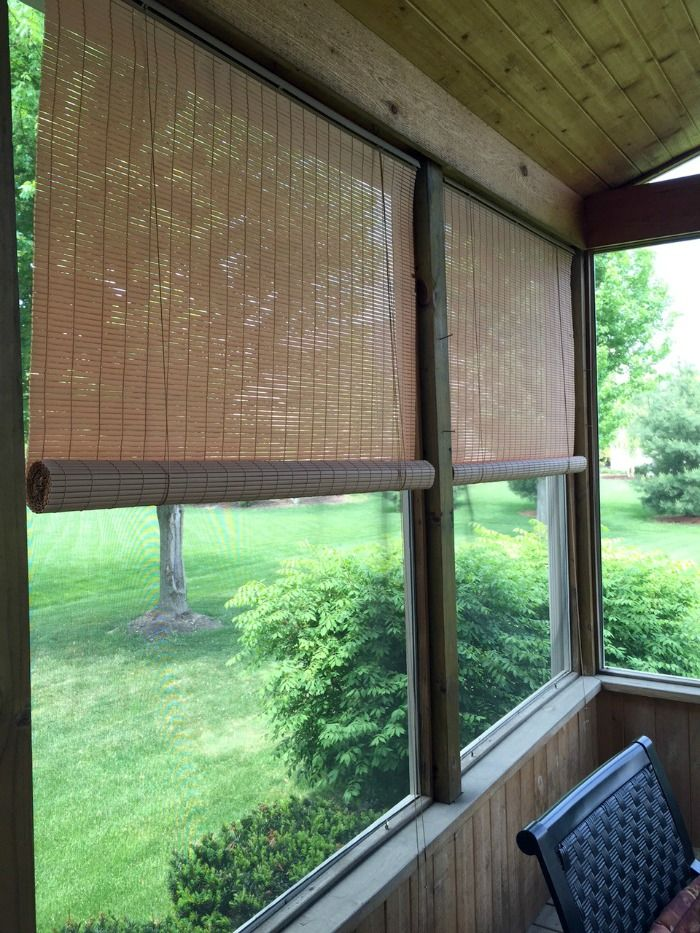 Screened Porch Decorating Ideas Home And Plate Screened Porch