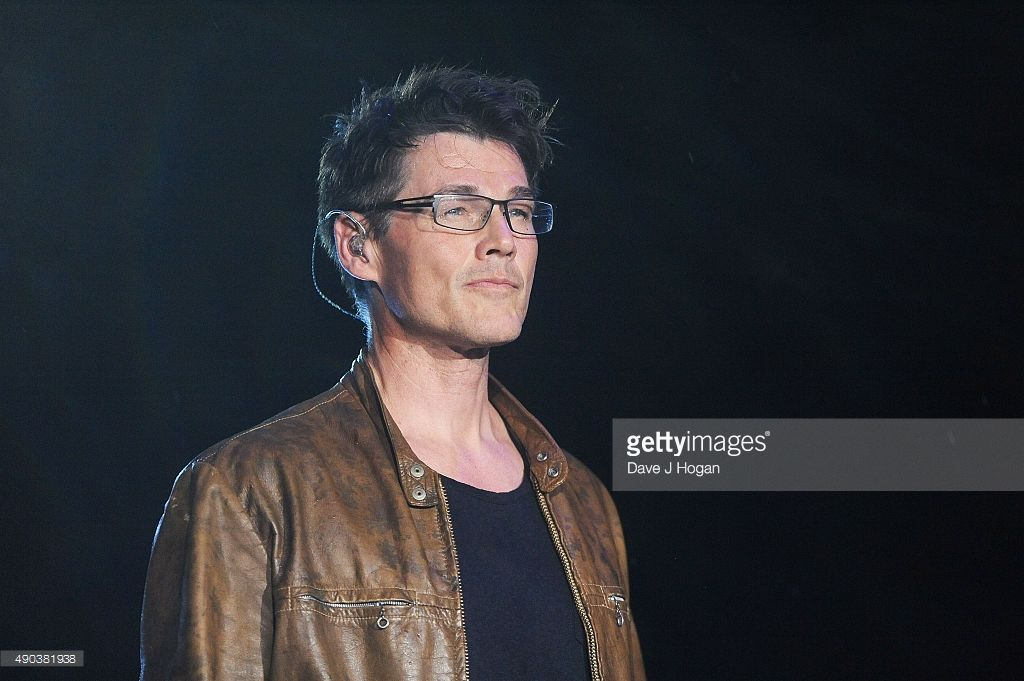 Morten Harket Of A Ha Performs During Day 7 Of Rock In Rio On