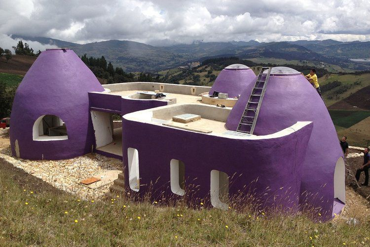 Colômbia - Instituto CalEarth