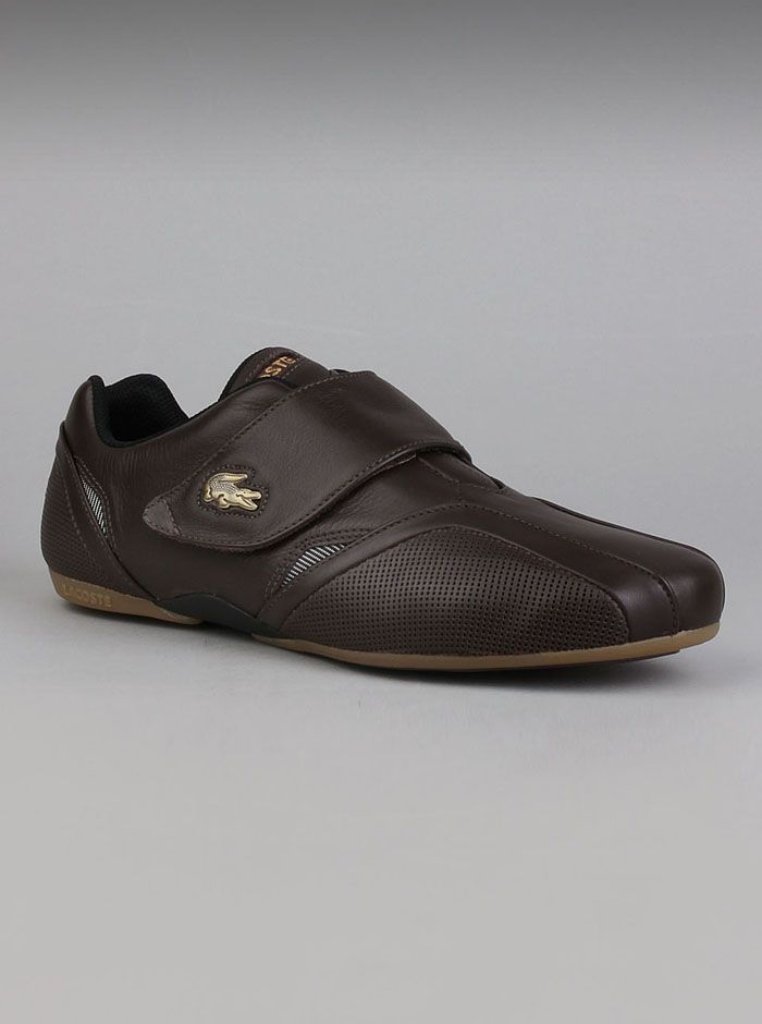bd380be9bc72fb Lacoste® Protect Pass Men s Sneaker Shoe in Brown. For the fashion forward  guy.
