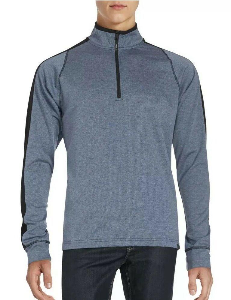 Activewear Men's Clothing Reasonable Under Armor Mens Pullover Heatgear Dark Green Size Medium Quarter Zip