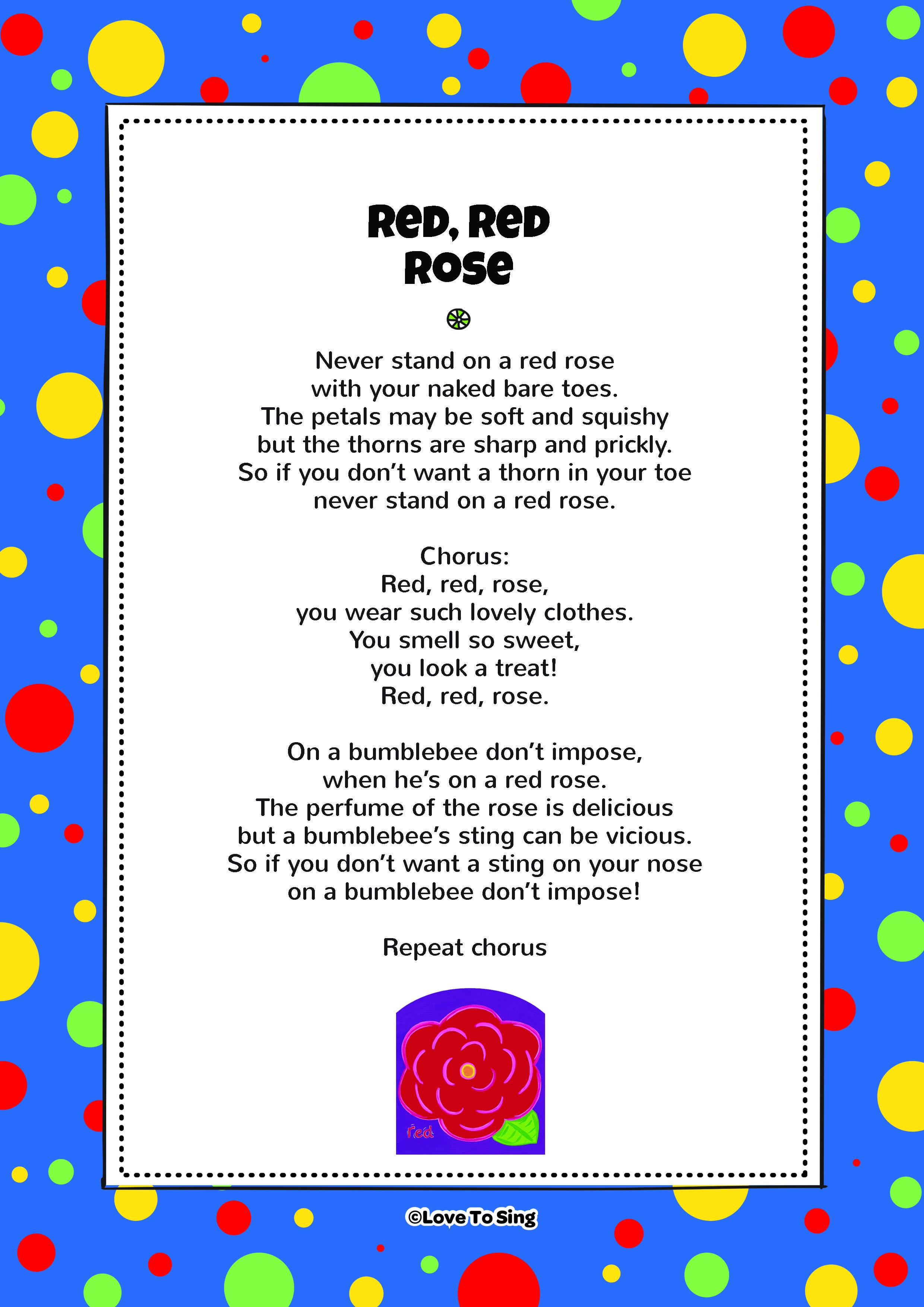 Colour Toddler Songs