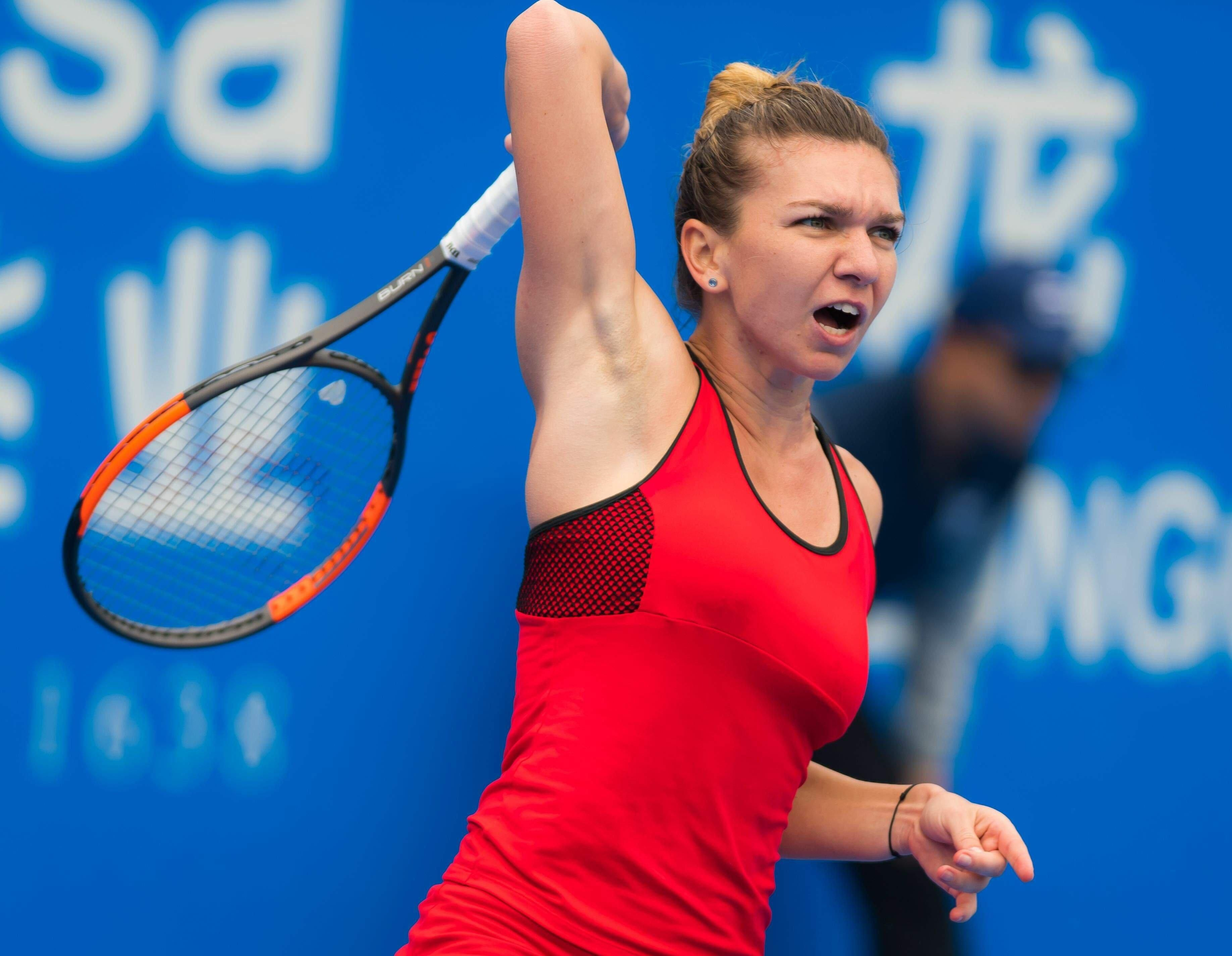 bra Snapchat Simona Halep naked photo 2017