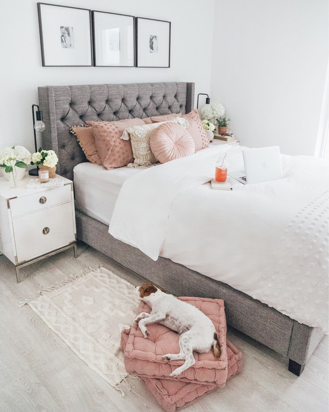 Go Bed And Bath: Bedroom & Bath Updates On The Blog Today With Affordable