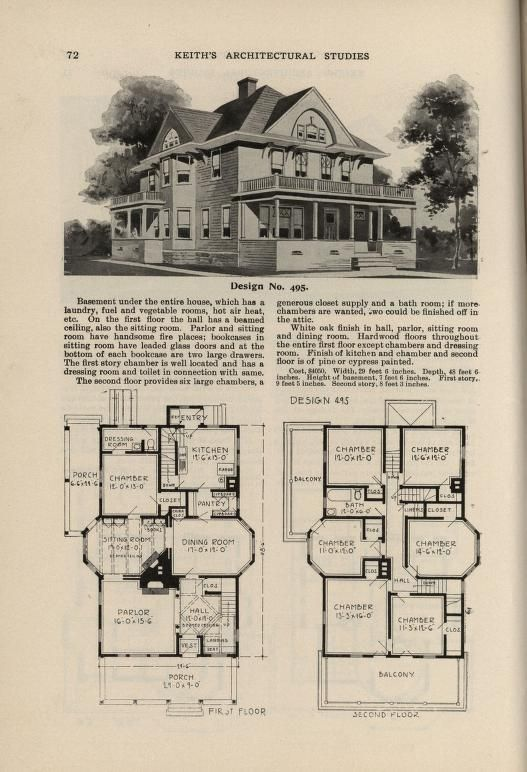 Keiths architectural studies  modern American homes costing to build under prices quoted  4000 and over  Walter J Keith  Free Download Borrow and Streaming  Internet Arch...