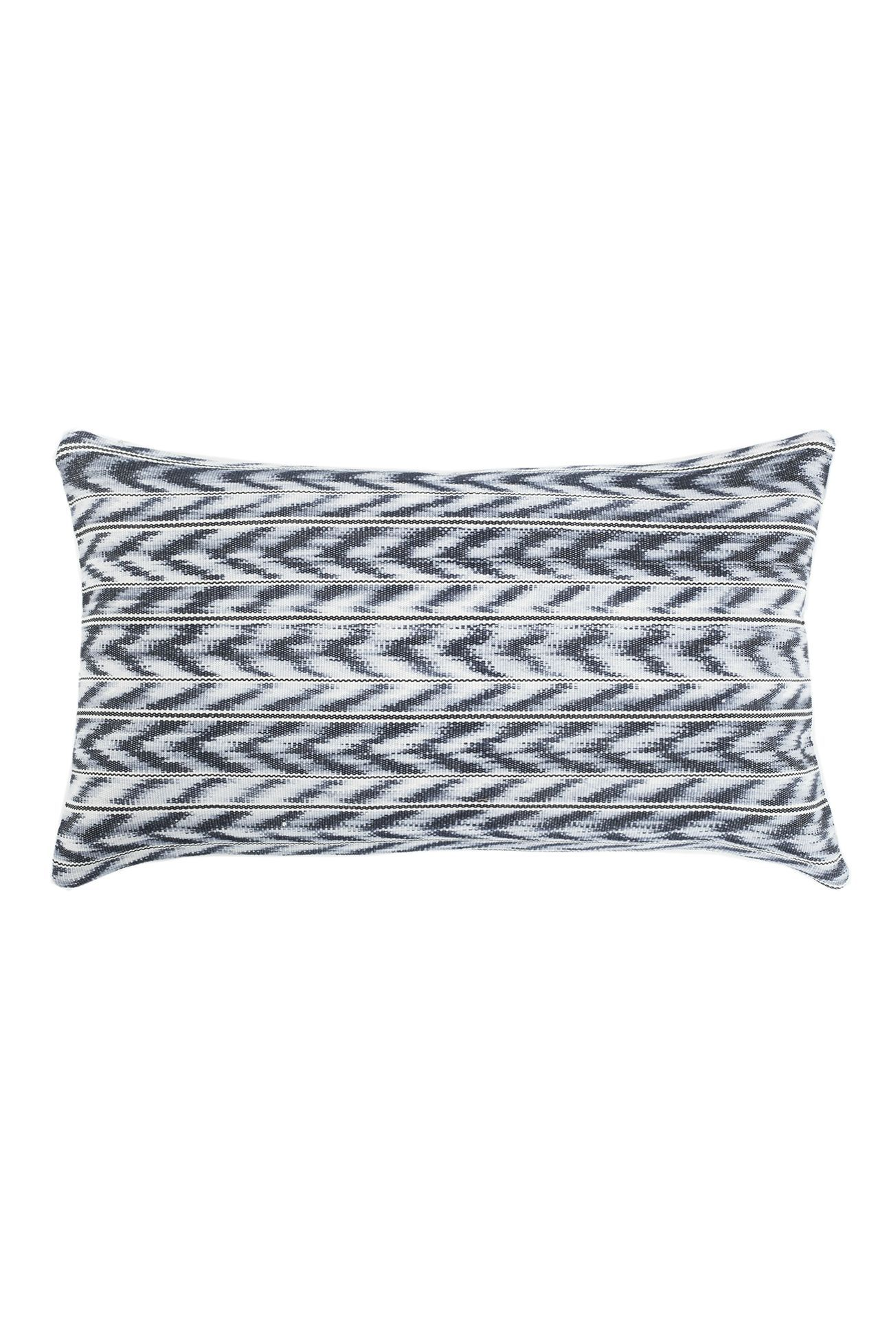 Archive New York Toto Ikat Pillow, grey   Products   Pinterest ...