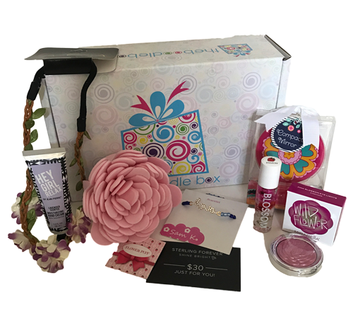 boodle_2_flower_May (With images) Subscription boxes for